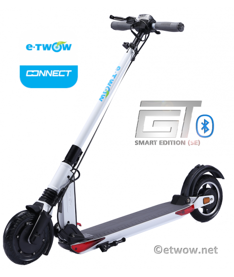 Nuevo E-TWOW GT SE con...