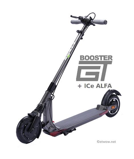 BOOSTER GT 2020 + BICICLETA...
