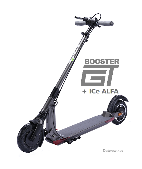 BOOSTER GT 2020 + ELECTRIC...