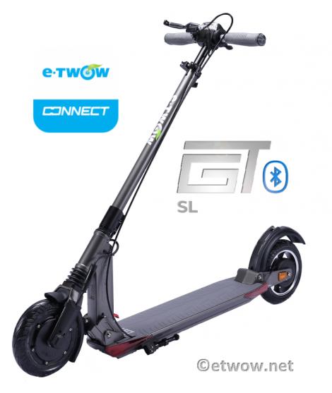 E-TWOW GT SL con bluetooth...