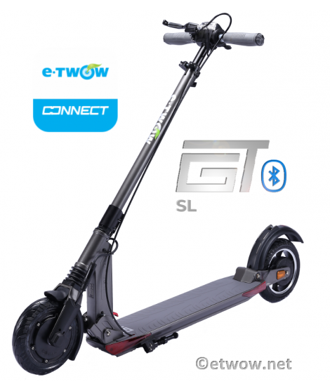 E-TWOW GT SL with bluetooth...