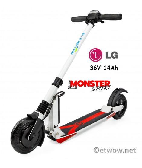 MONSTER SPORT 14Ah LG +...